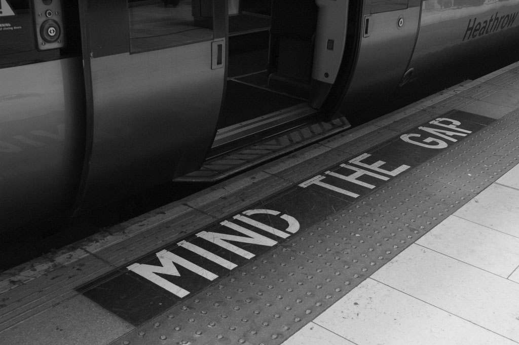 Mind The Gap Cyber